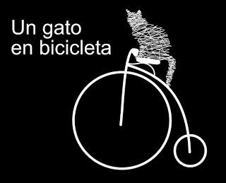 Un+gato+en+bicicleta