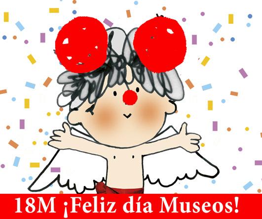¡Feliz Día de los Museos!